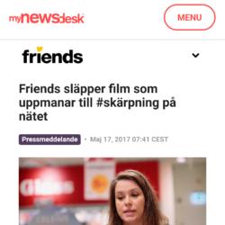 Friends, 17 maj 2017
