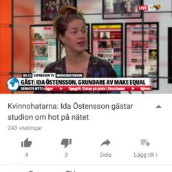 Expressen TV, 19 maj 2017