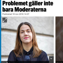 Expressen, 16 November 2016