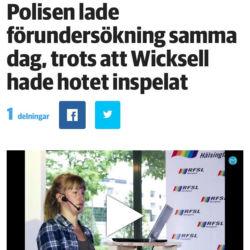 Gefle Dagblad, 2 Mars 2016